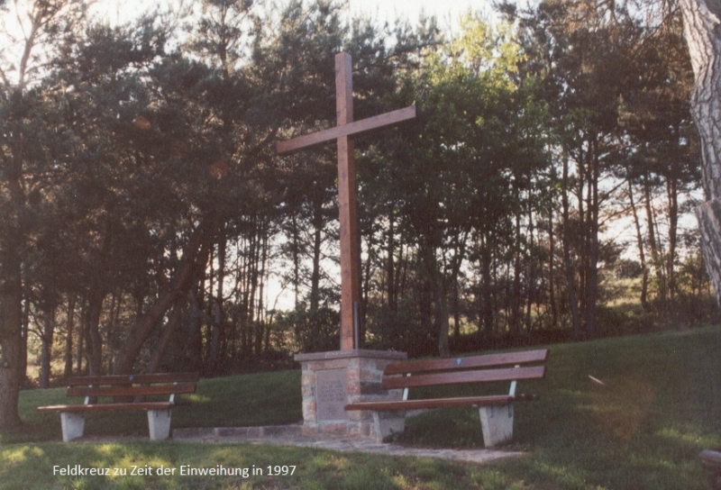 1997-05-Feldkreuz.Wesblu.Einweihg.01